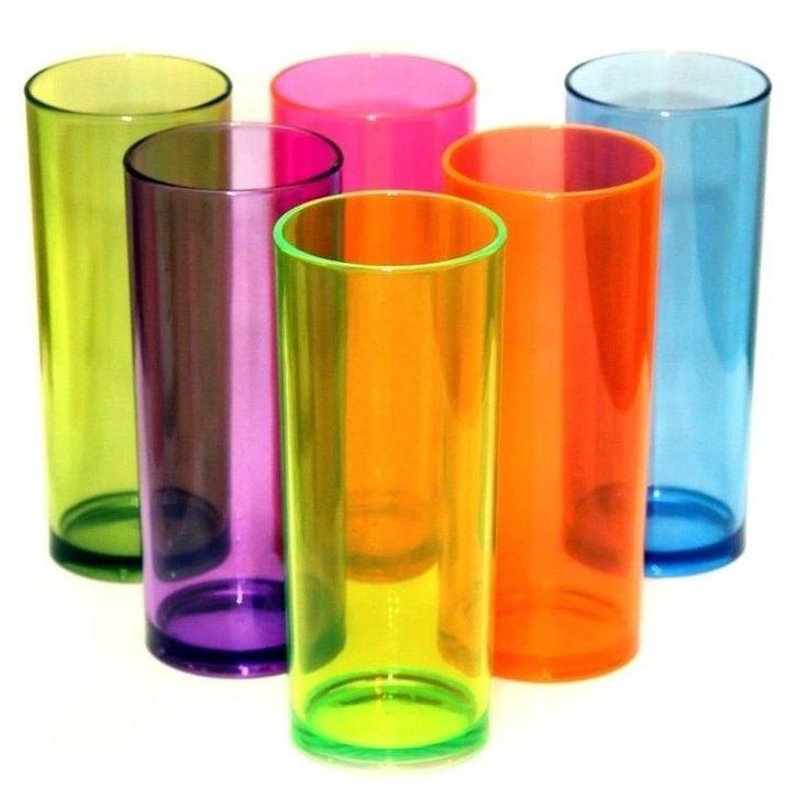 Copo Long Drink Acrílico Personalizado 350ml com 150 Peças - ArtePress | Brindes, Canecas, Copos de Acrílico Personalizado
