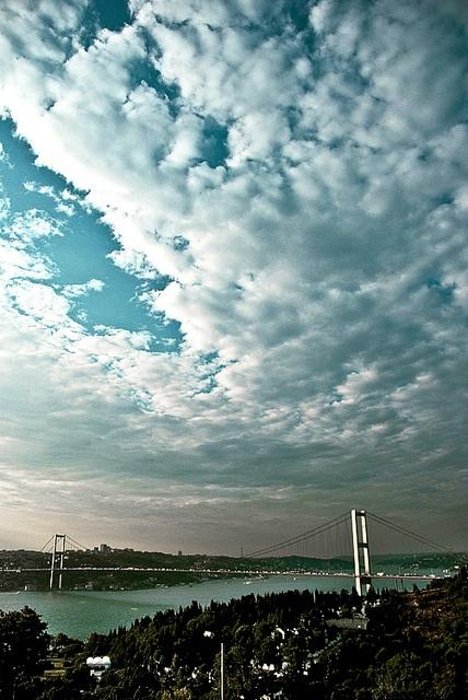 Bosphorus Bridge in Istanbul, Turkey www.buypropertyistanbul.com