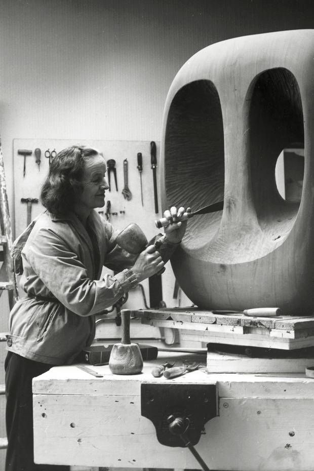 Tate Britain to highlight Barbara Hepworth's genius - Galleries - News - London Evening Standard
