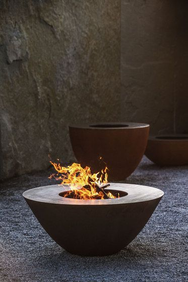 Tulip by Feuerring | Garden fire pits