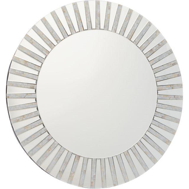 17 meilleures id es propos de miroirs ronds sur for Miroir rond xxl