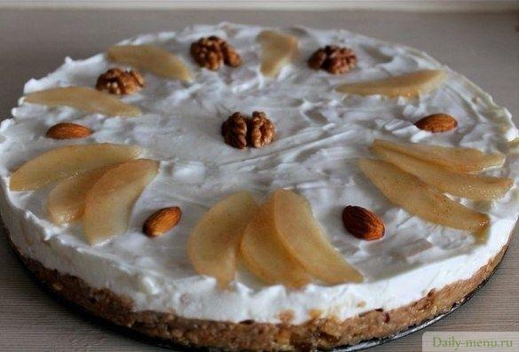 Легкий воскресный десертик, всего 112 ккал/100 г и очень хорошее соотношением БЖУ.