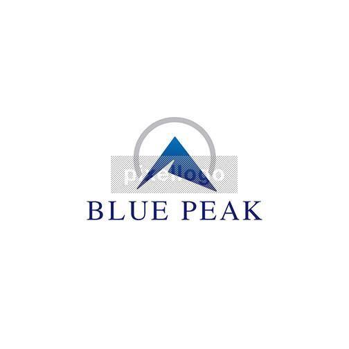 Blue Mountain Peak Logo   Logodive