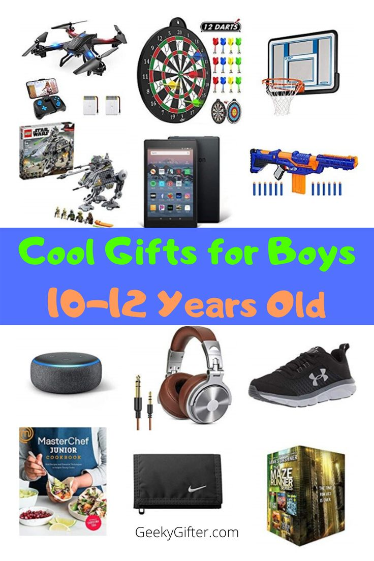 Gifts for Boys Age 1012 in 2020 Gifts for boys, Best