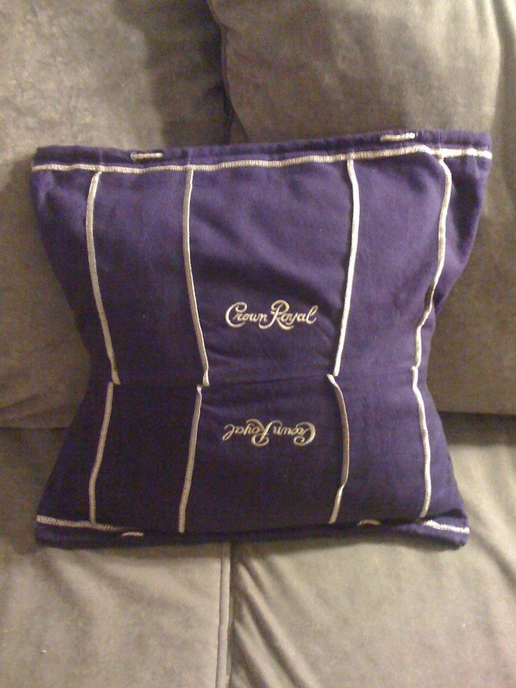 1000 Images About Crown Royal Bag Projects On Pinterest