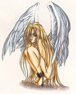 angels in art | Christian Art | Angels: Angel Manga