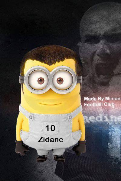 Zidane !!!