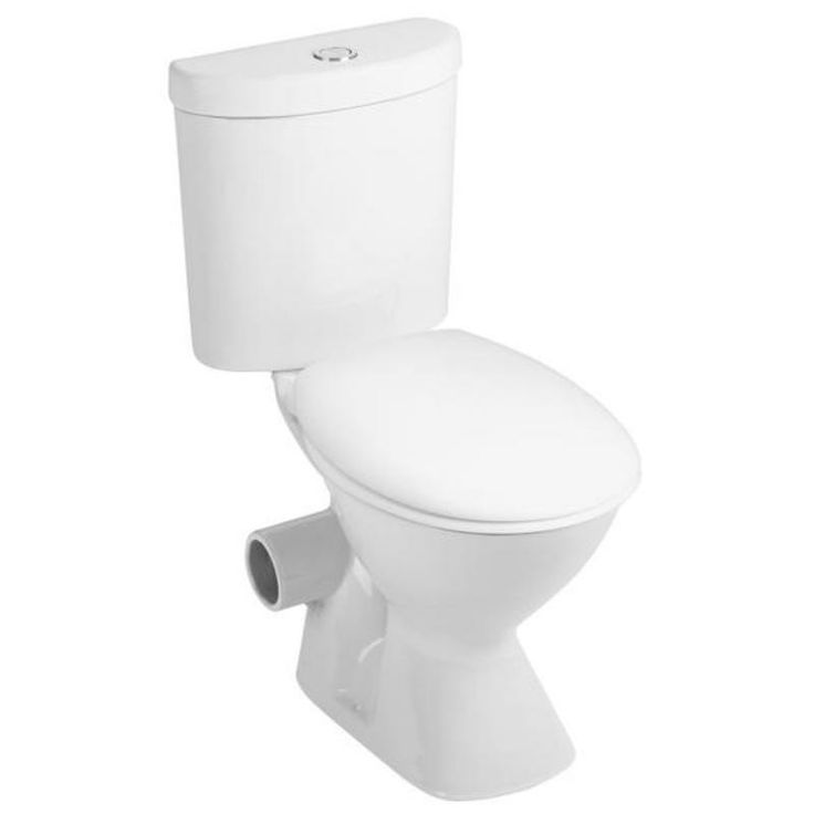 Caroma Profile 4 Skew Toilet