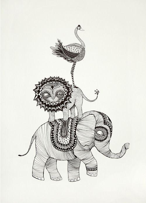 Poster Africa  | Mini Empire