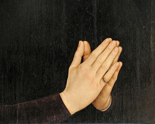 Tommaso di Folco Portinari, Detail