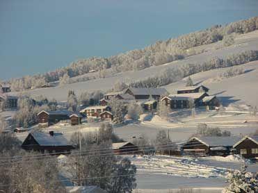 Fra fjellbygda Vingelen, Tolga kommune, Hedmark. En av 5 nasjonalparklandsbyer i Norge.