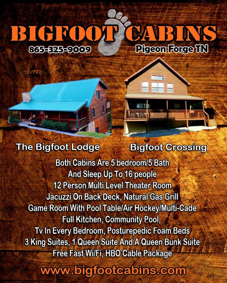 Apartment For Rent Flyer: 30 Best Images About Bigfoot Crossing On Pinterest