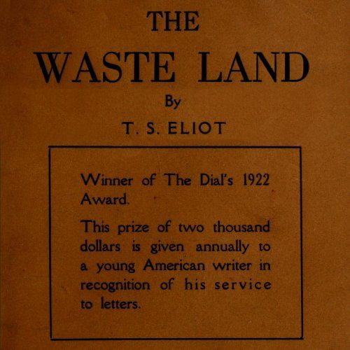 Waste land quotes