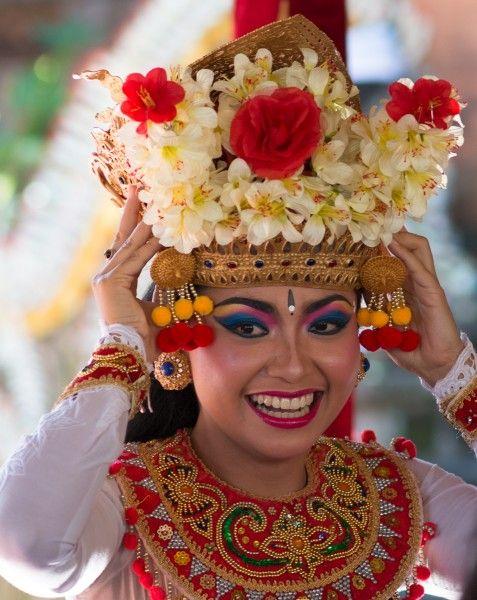 Balinese dancer Indonesia
