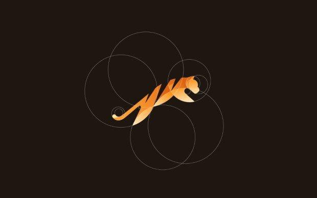 La création de Logo avec des cercles de Tom Anders