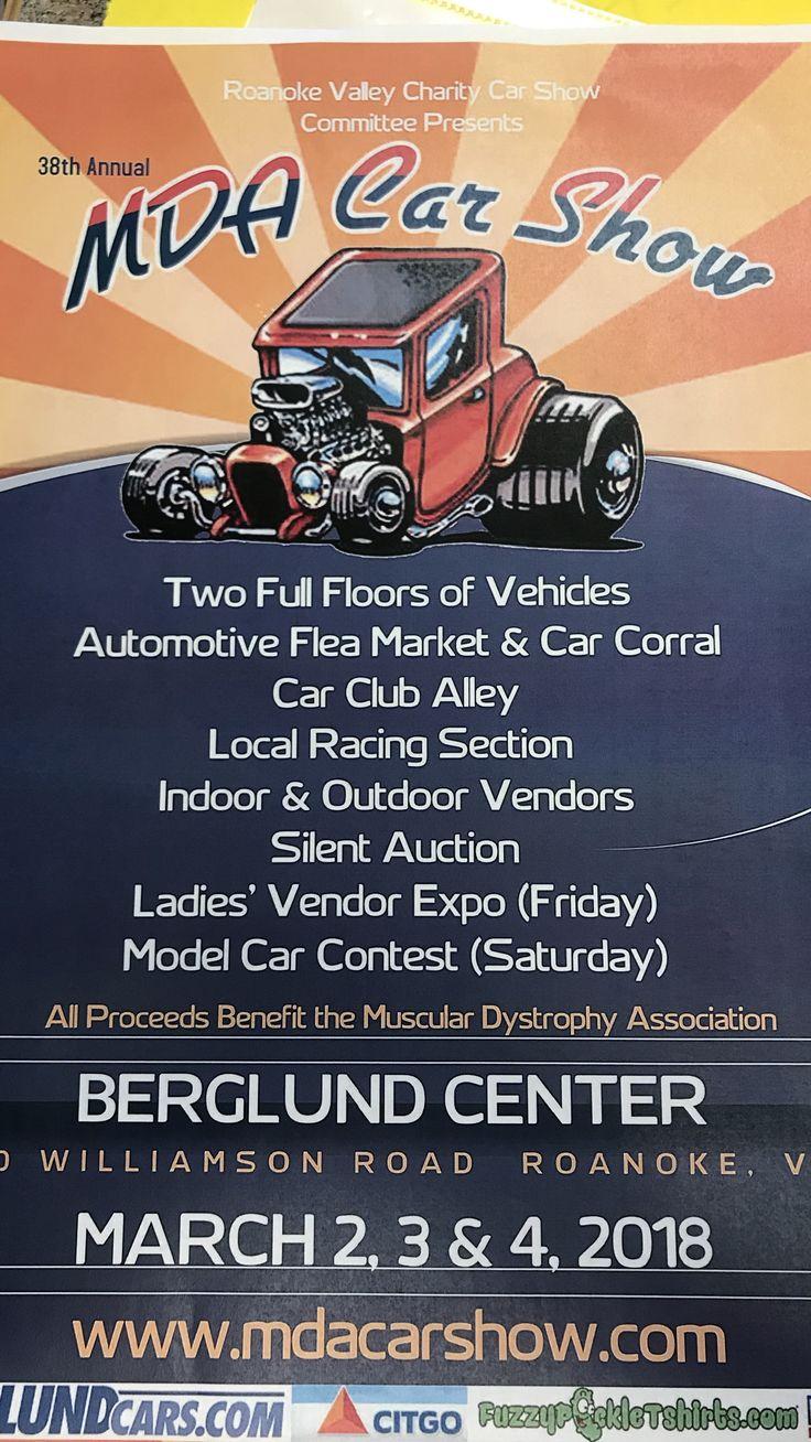 Berglund Center Car Show