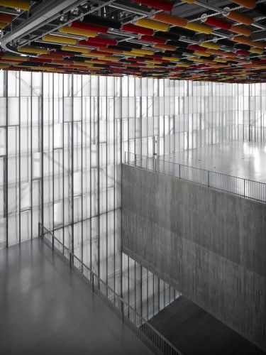 La Coruña Center For The Arts / aceboXalonso studio | ArchDaily.  My favorite concrete building ever.
