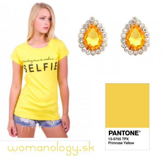 Farby roka 2017 - kompletný zoznam   Womanology.sk #coloursof2017 #colours2017 #moda # styl #farby #bizuteria #damskeoblecenie #modnedoplnky #fashioninspo #fashioninspiration #fashionblog #fashionblogger #styleinspiration #womanology