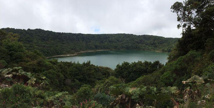 Laguna de Botos en Costa Rica