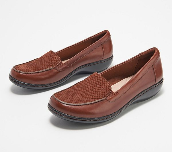 Clarks Collection Slip-On Loafers