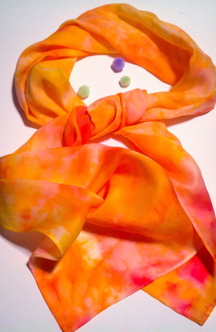 Orange it is by MeriArtDesigns on Etsy