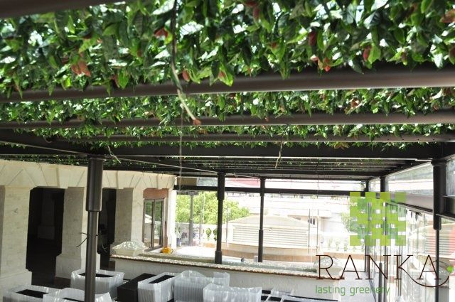 Max Kaiser   Lasting Greenery www.maxkaiser.us Synthetic Ivy and Greenery