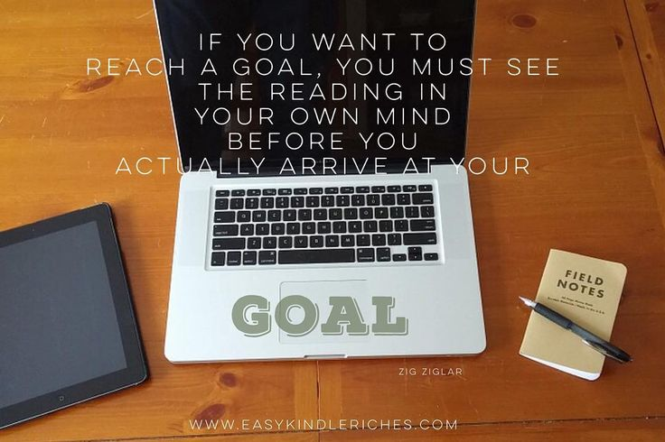 If you want to reach a goal you must see the reading in your own mind before you actually arrive at your #goal. Please click my link http://ift.tt/1U112Et for more info. #write #writing #writer #writersofig #writerslife #writerscommunity #writerofig #iwrite #instawrite #kindle #bookstagram #writersnetwork #creativewriter #writersoninstagram #followforfollow