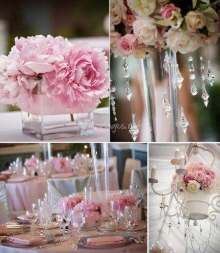 Mariage inspiration Romantique Chic ♥ - Ambiance poudrée
