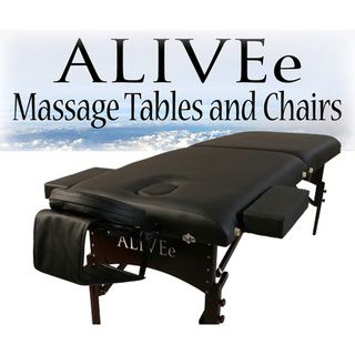 ALIVEe Signature II Massage Table Deluxe | Overstock™ Shopping - Big Discounts on ALIVEe Massage Table and Chairs Massage Tables