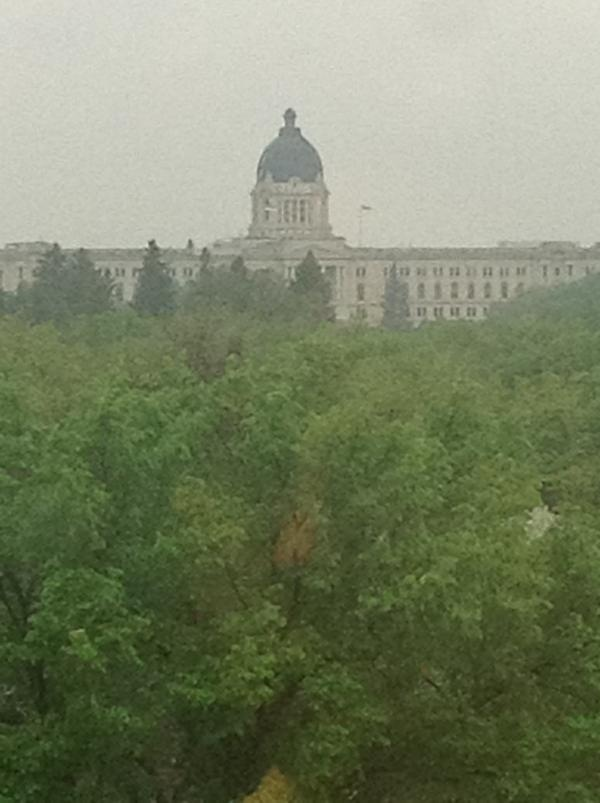 Saskatchewan Legislature.