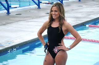 London Olympic Wallpaper: Natalie Coughlin - Beautiful women of the Olympics #5