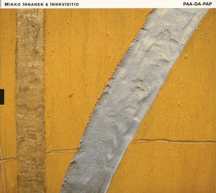 2007 Mikko Innanen & Innkvisitio - Paa-Da-Pap [TUM Records TUMCD019] artwork: Marika Mäkelä #albumcover #Abstract #art