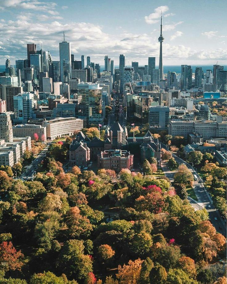 Queen's Park, Toronto.