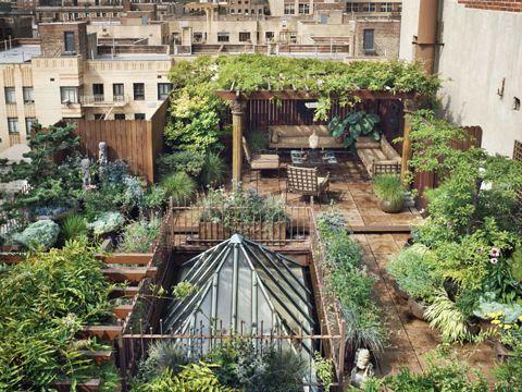 Vegetal roof