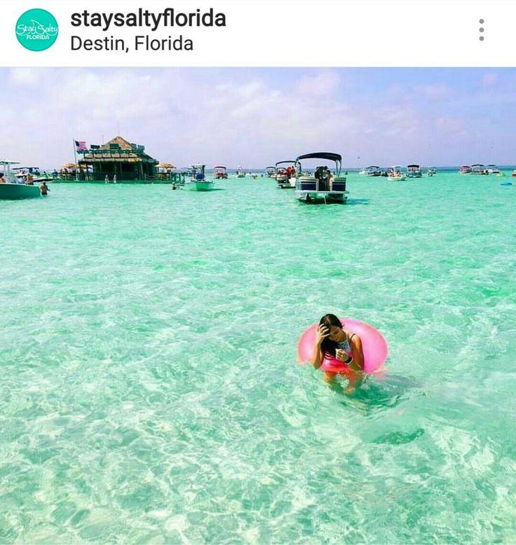 Crab Island Destin, Florida