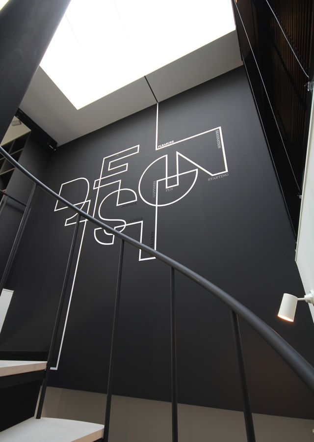 Wall Art Graphic Design : Best ideas about office wall graphics on