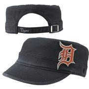 '47 Brand Detroit Tigers Ladies Clovis Cadet Hat - Navy Blue