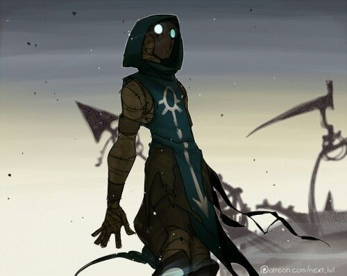 Nox from Wakfu is one of the creepiest characters I have ever seen