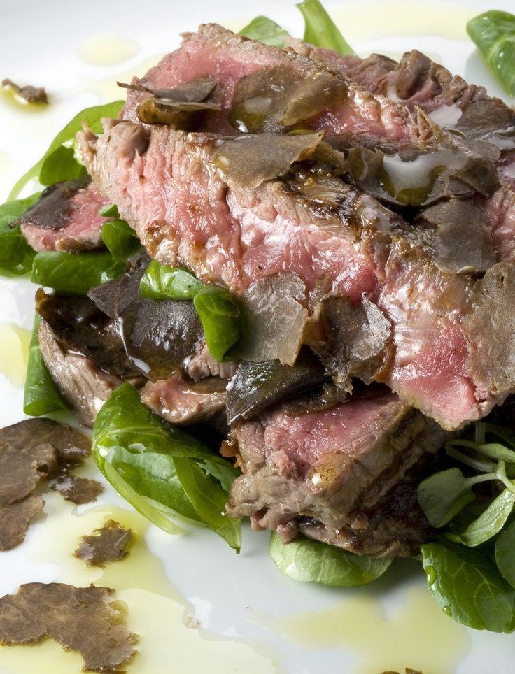 truffle & steak