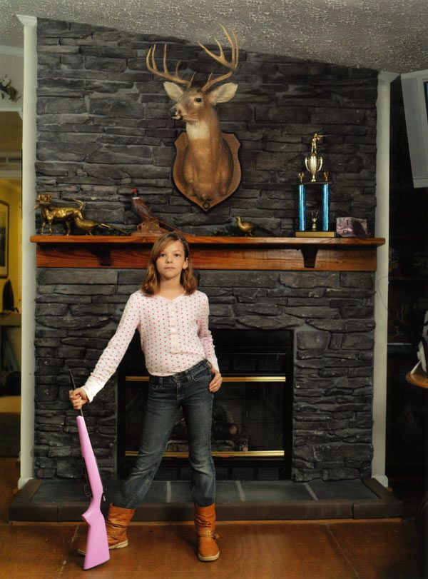 Девушки с оружием Chicks with Guns Lindsay McCrum