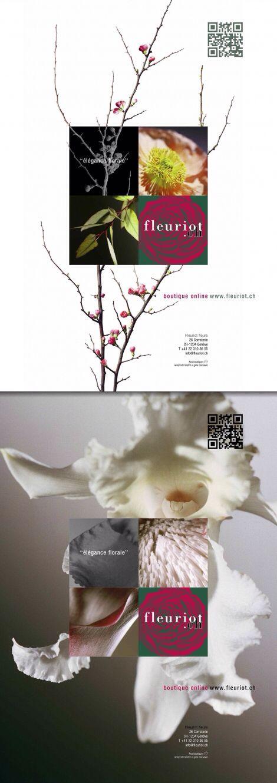 poster design / FLEURIOT FLEURS