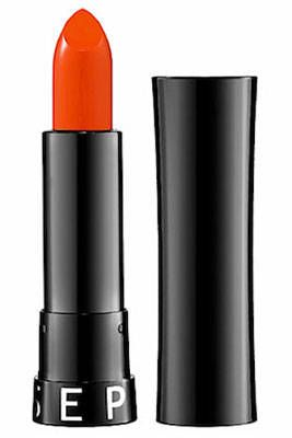 Summer 2015 Beauty Guide: Find the best orange-red lipstick for your skin tone.
