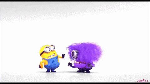 Anti-Minions ♥ ☺