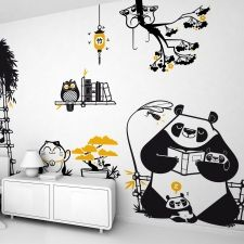Love this wall decal.