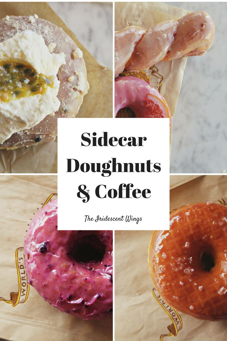 Sidecar Doughnuts & Coffee: Fresh Hourly | Costa Mesa, California Orange County Read about it | https://www.theiridescentwings.com/single-post/2017/03/04/Sidecar-Doughnuts-Coffee-Fresh-Hourly-Costa-Mesa-California