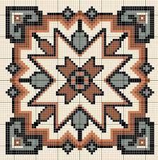 Картинки по запросу cross stitch mandala pattern