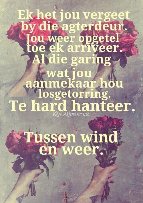 die Heuwels Fantasties - wind en weer - Afrikaans