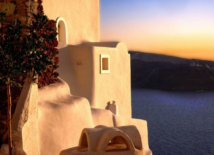 Isn't just the architecture that makes #Santorini unique...  'Nature always wears the colors of the spirit' ~ Ralph Waldo Emerson