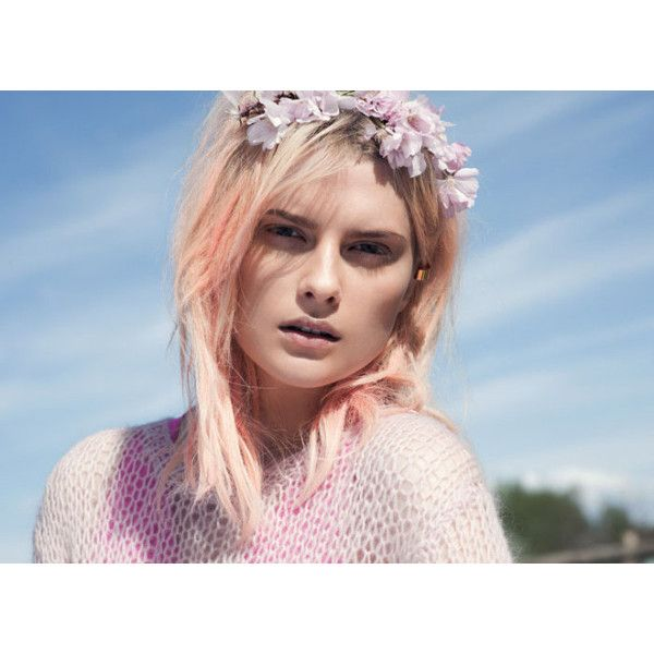 Elena Melnik by Jette Jørs for Cover Magazine ❤ liked on Polyvore featuring people