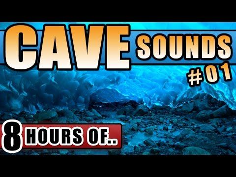 CAVE SOUNDS effect WIND SOUND WATER DRIPPING sound effect, ambient cave Creepy ambient wind sounds - YouTube